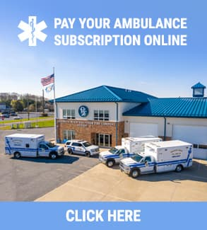 Pay your annual RBVFC Ambulance Subscription Online - Click Here